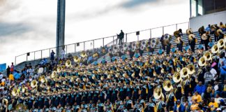 souther university marching band